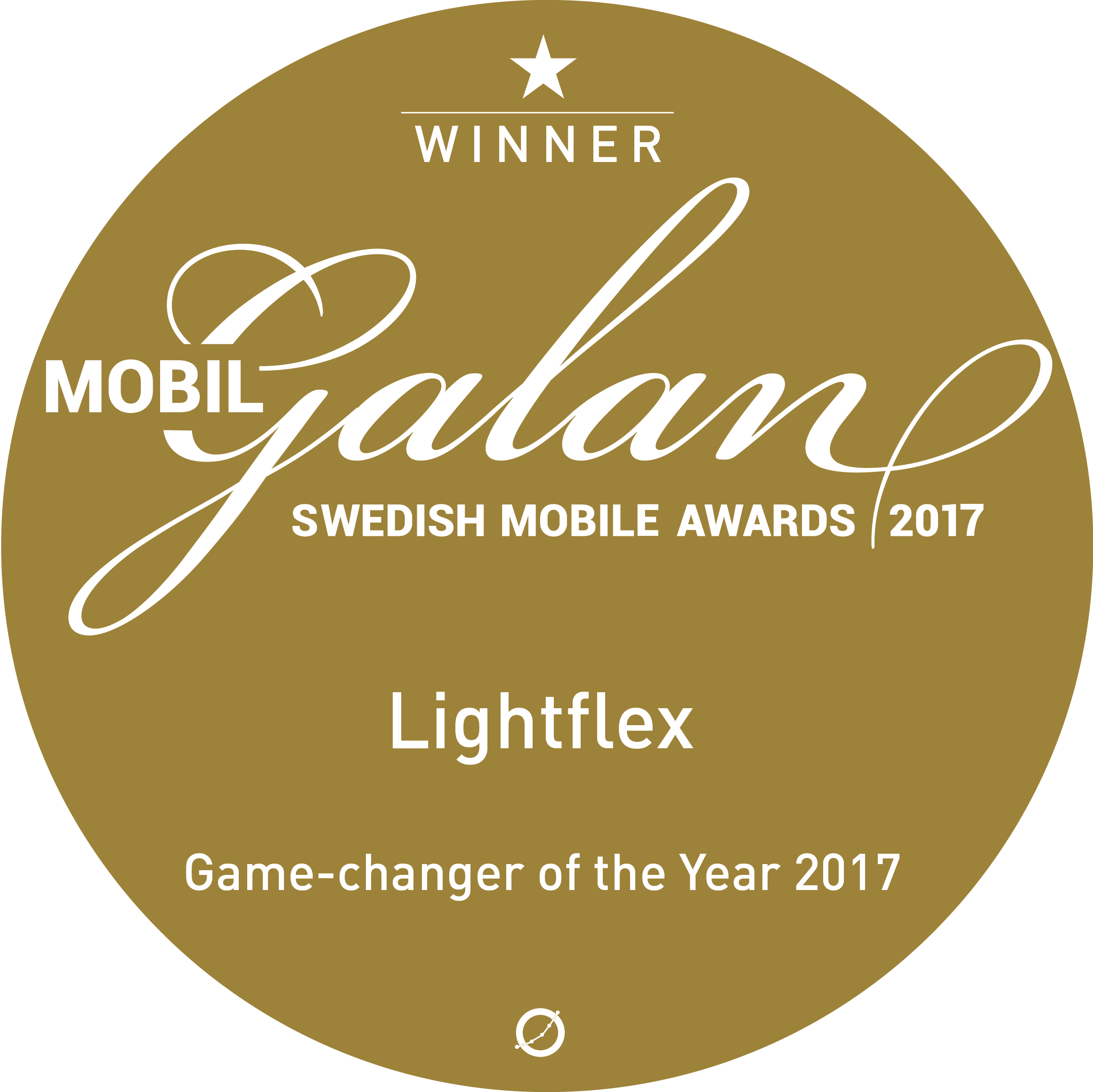 Game Changer of the year 2017 - Lightflex - Mobilalan
