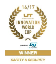 wt innovation world cup winner 2017